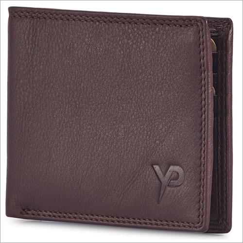 Mens Brown Wallet