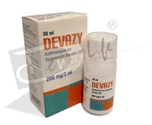Azithromycin for oral suspension USP