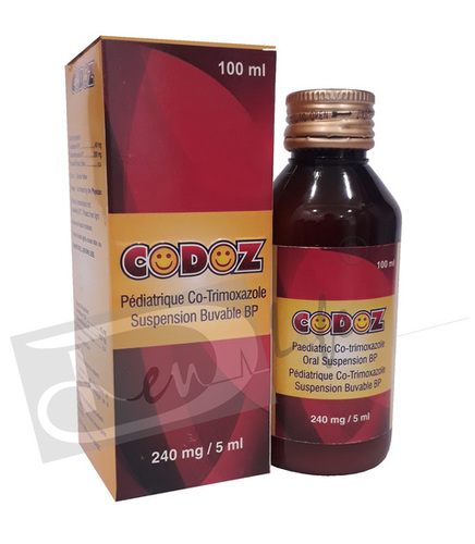 Co-trimoxazole Oral Suspension BP