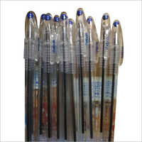 Refillable Plastic Ball Pen