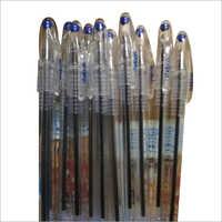 Refillable Plastic Ball Pen