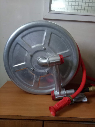 HOSE REEL  IN ALUMENIUM