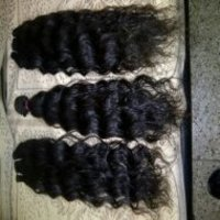 Brazilian Natural Curly Human Hair