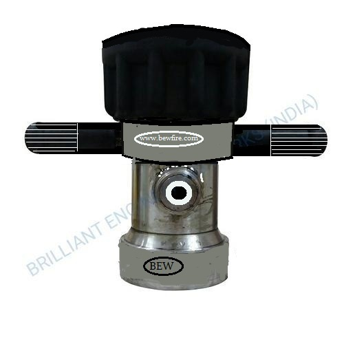 Aqua Foam Monitor Nozzle