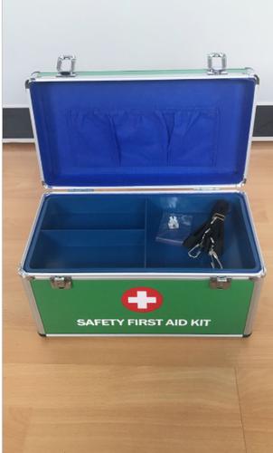 Aluminum Alloy First Aid Box