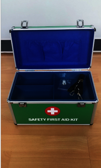 Aluminum Alloy First Aid Box