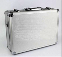 Best-Selling Silvery Kits Aluminum Tool Case