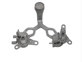 OEM manufacture Aluminum casting Auto Parts Auto Spare Die Casting Parts