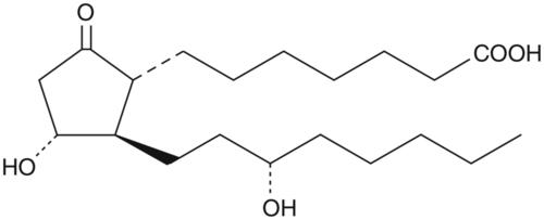 dihydro Prostaglandin E1