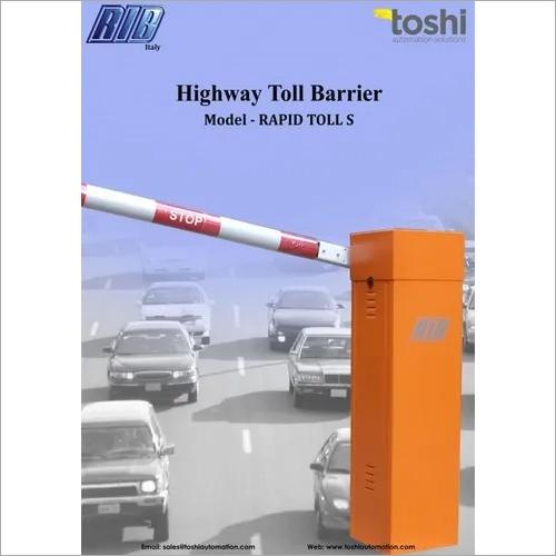Auto Boom Toll Barrier