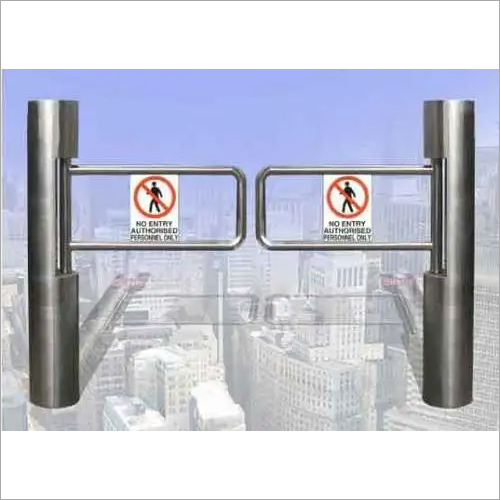 Double Slim Swing Gate