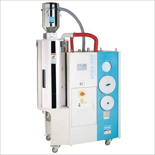 Dehumidifying Dryer Capacity: 20 - 280 Cub M/Hr