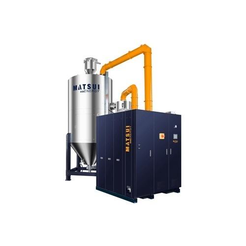Energy Saving Resin Dryer