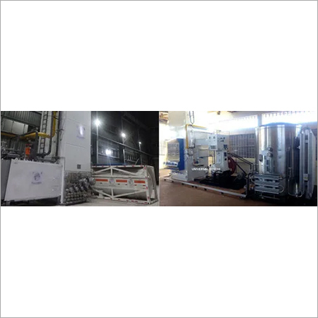 Small Capacity Nitrogen Gas Plant