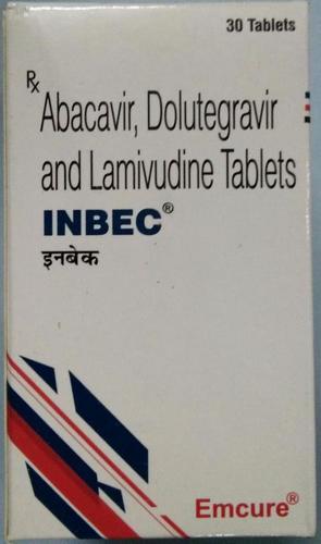 Abacavir,Dolutegravir and Lamivudine Tablets