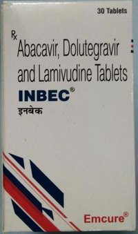 Abacavir,Dolutegravir and Lamivudine Tablets