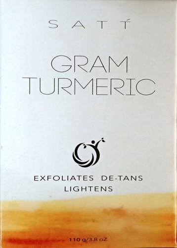 Gram Turmeric Soap
