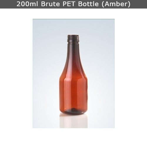 200ml Brute Pet Bottle