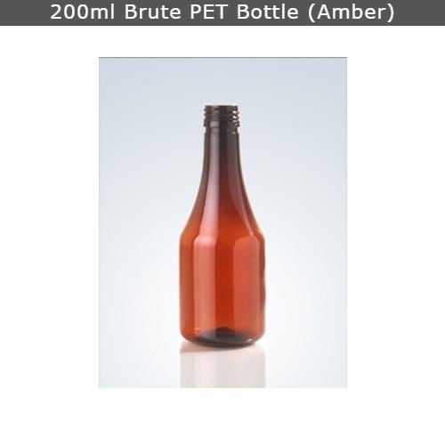 200ml Brute Pet Bottle