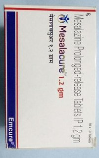 Mesalazine Prolonged-release Tablets 1.2gms