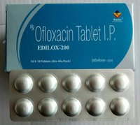 Ofloxacin - 200 mg Tablets