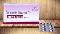 Ofloxacin - 200 mg Tablets