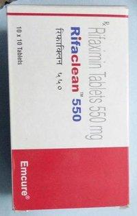 RIFAXIMIN TABLET 550MG