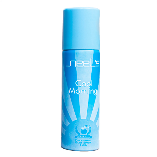Cool Morning Deodorant Body Spray