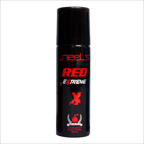 Red Extreme Deodorant Body Spray