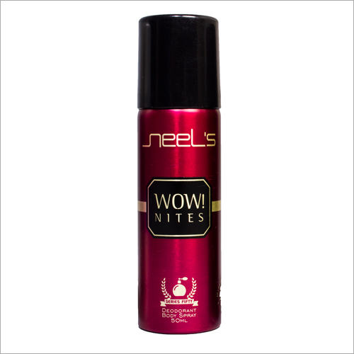 Wow Nites Deodorant Body Spray