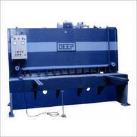 Hydraulic Plate Shearing Machines