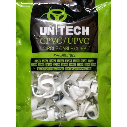 CPVC Circle Cable Clip