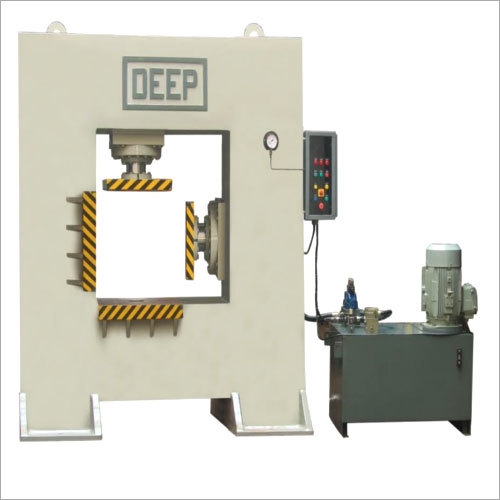 Dual Working Angle Bending Press