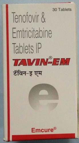 Tenofovir & Emtricitabine Tablet
