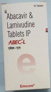 Abacavir & Lamivudine Tablet