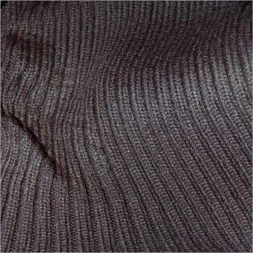 Rib Knitted Fabric