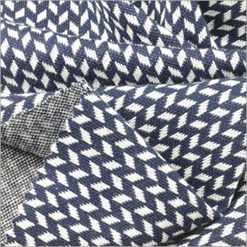 Jacquard Designer Knitted Fabric