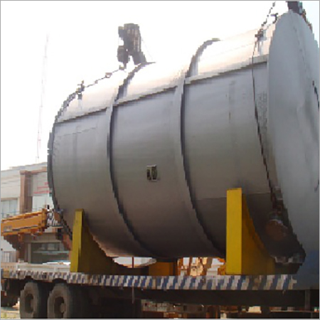 Soft Water Tank