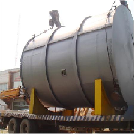 Soft Water Tank