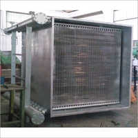 Fin Tube Type Heat Exchangers
