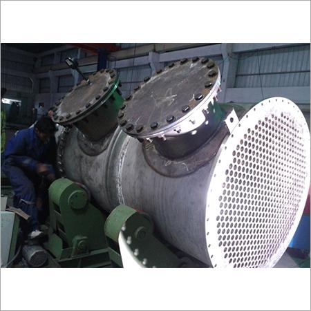 Re-tubing Job for Fertiliser plant