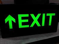 Led Exit Signage Lights