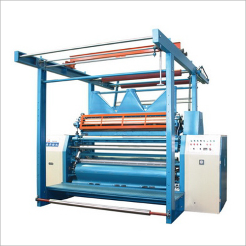 Velvet fabric Shearing Machine