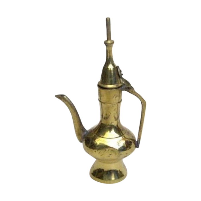 Brass Aftaba Etched