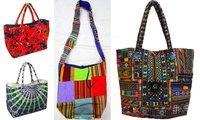 Printed Mandala Bags