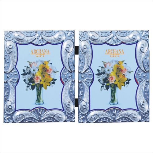 4x6 Inch Table Top Double Photo Frame