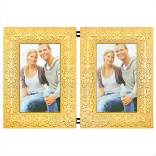 4x6 Inch Double Photo Frame