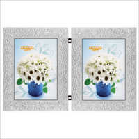 5x7 Inch Double Photo Frame