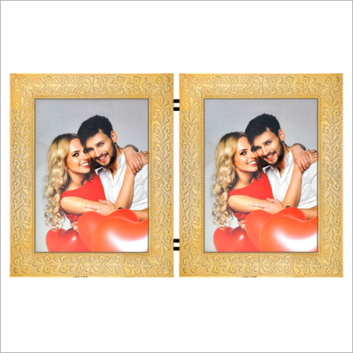 6x8 Inch Double Photo Frame