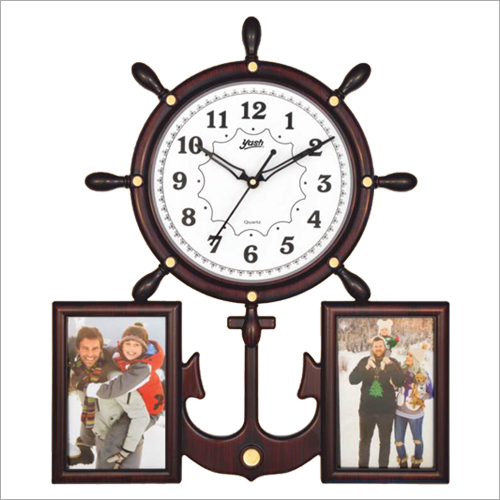 400x480 mm Clock Photo Frame